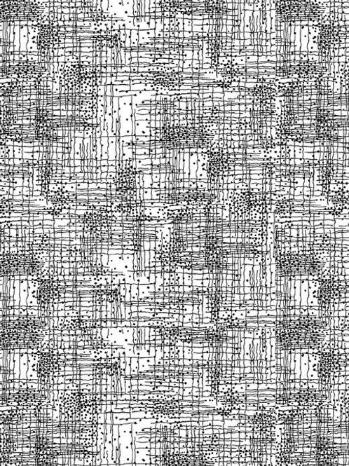 Dotty Grid White