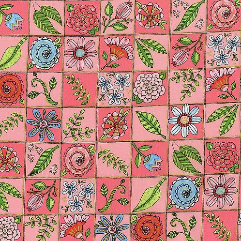 Doodle Garden Coral