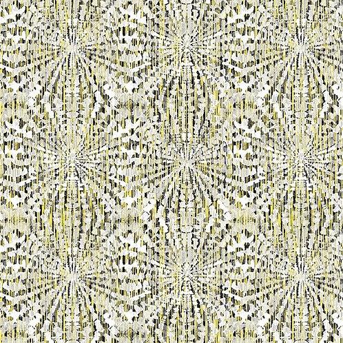 Starburst Texture Yellow