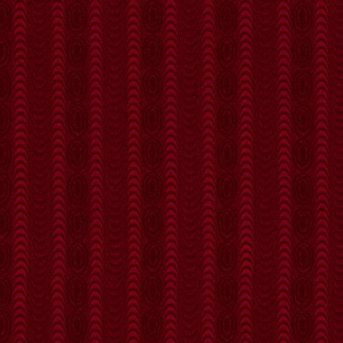 Moire Stripe Red