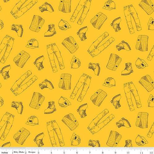 Yellow Garb