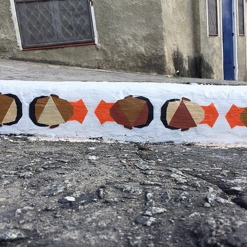 Sem rampa #calçadaémuro 2019