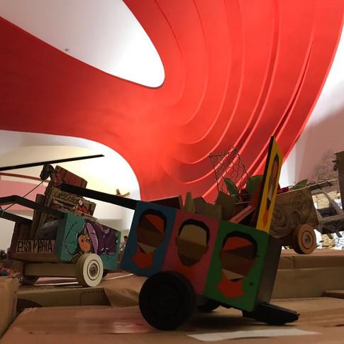 Exposição 'Mini My Carroça' 2017