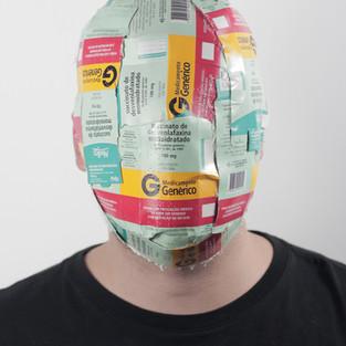 série máscaras sociais