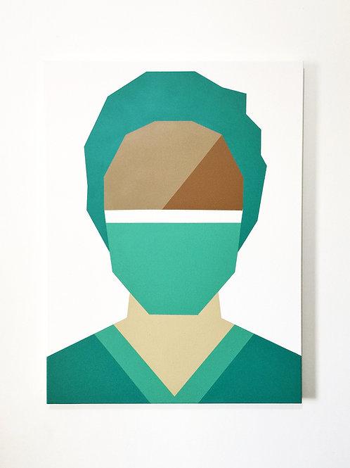 Obra 'Profissional Saúde'