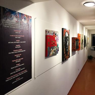 """Exposição """"Dia do Graffiti 2018"""""""