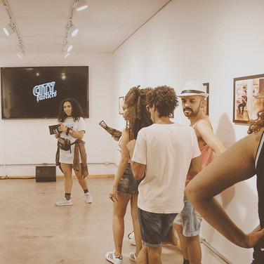 Exposição 'Nike City Hustlers' 2017