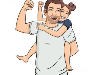 Témoignage : Cédric a testé un stage de communication parent/enfant