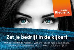 Advertentie - Studio Kleurrijk