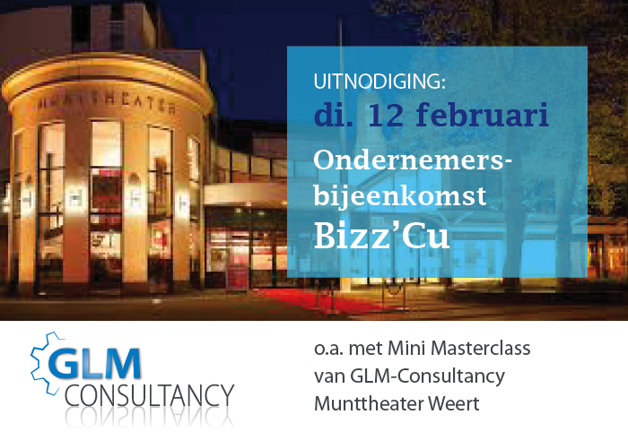 Uitnodiging - GLM Consultancy