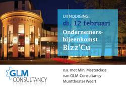 Uitnodiging - GLM Consultancy