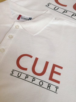 Poloshirt - CUE Support