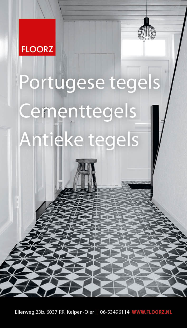 Advertentie vakblad - Floorz