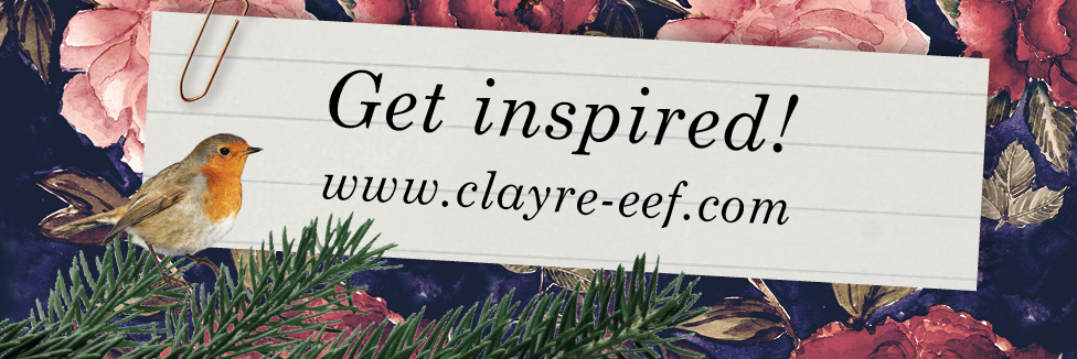 Website banners Clayre & Eef