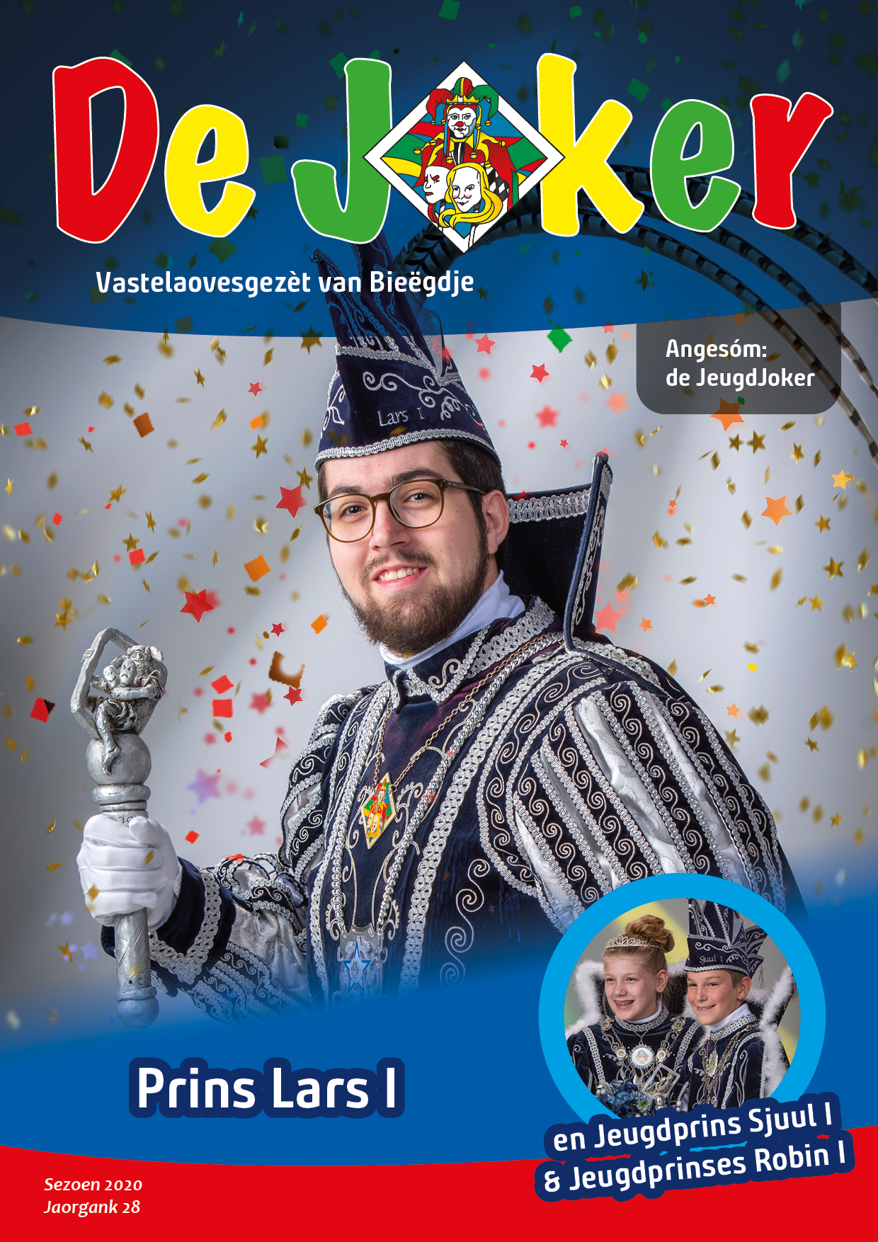 Carnavalskrant - De Jokers