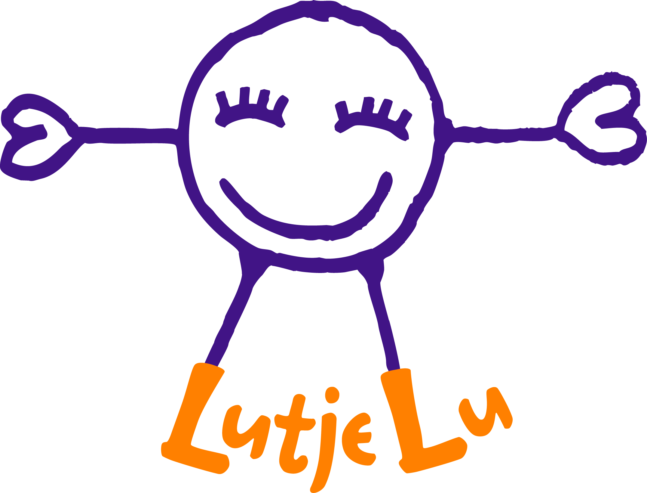 Huisstijl & website - Lutje Lu