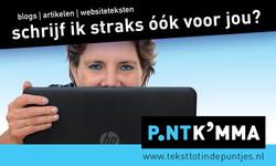 Advertentie - PuntKomma