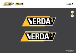 Logo Verda by Custers