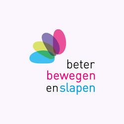 Logo ontwikkeling - Beter Bewegen en Slapen