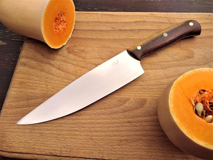 Wenge Chef's Knife