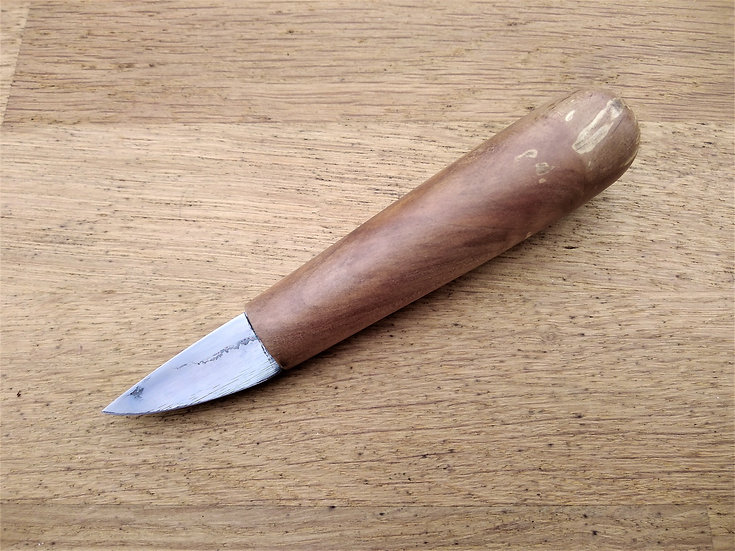 Small Apple Wood Carving Knife