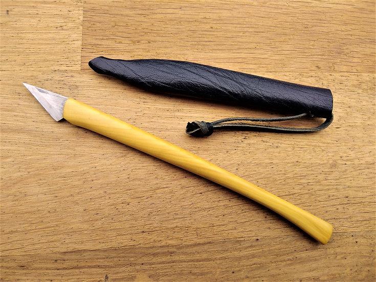 Modelling Knife with Boxwood Handle