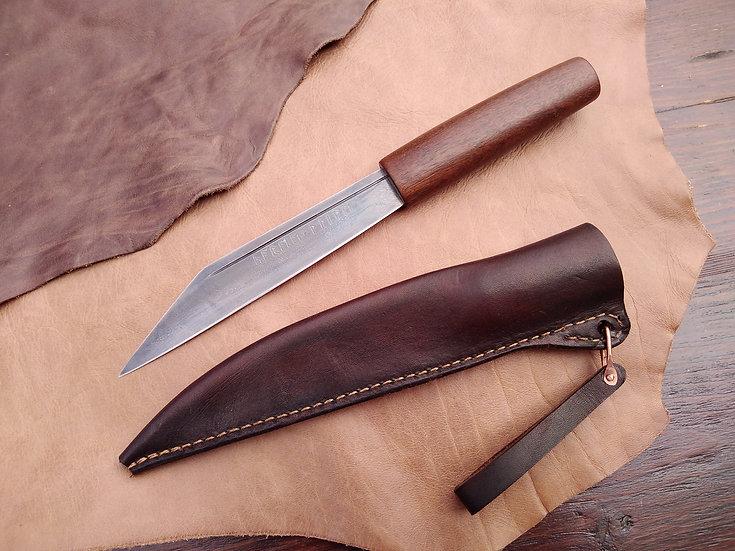Hardwood Seax