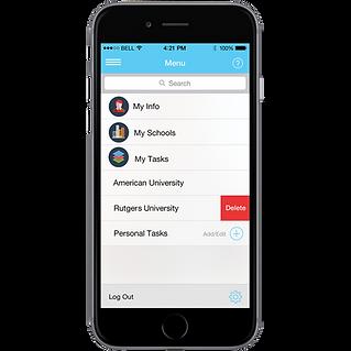 AppLyst College Application App