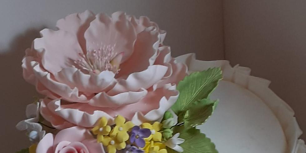 Beautiful Sugar Flower Bouquets £250.00 4 Weeks.