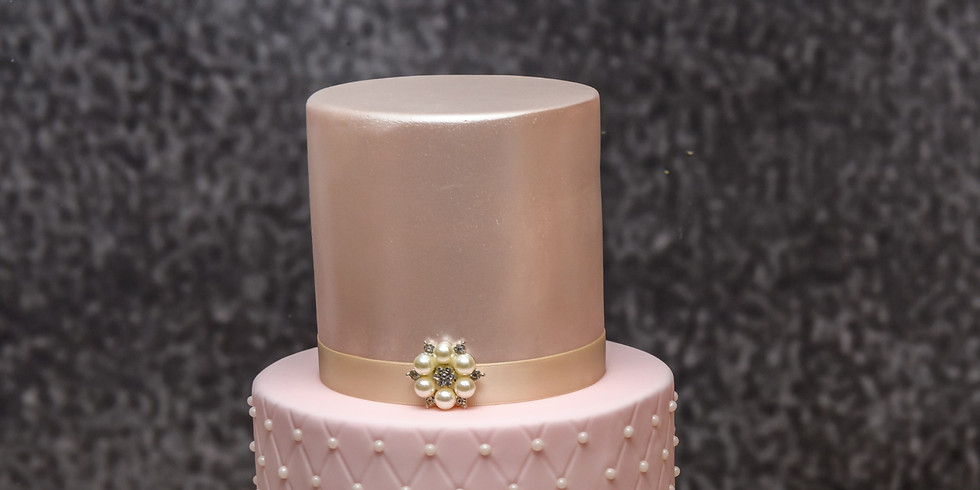 Tiered /Wedding Cake 6 Week Course £375.00