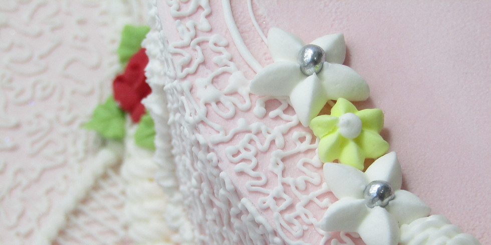 Royal Icing and Buttercream Techniques £199.00