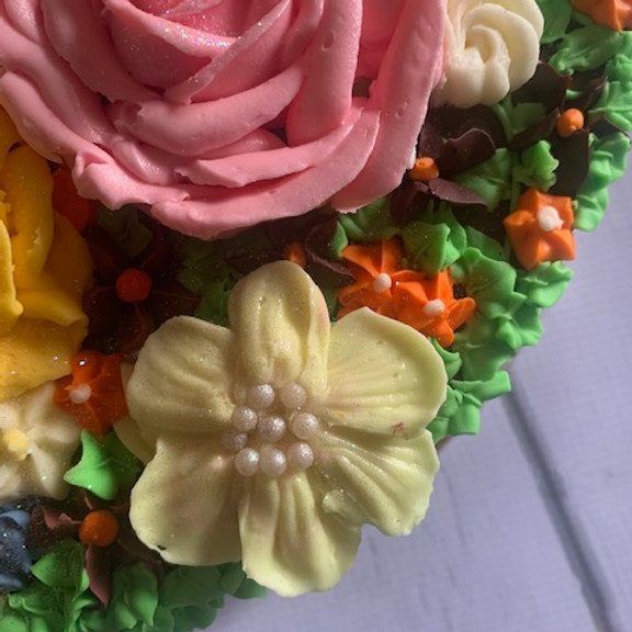 Buttercream Techniques £175.00  19th August 2021.   One day course.