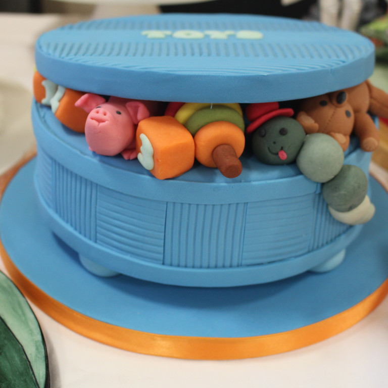 Beginner's Accredited 24 Week Course in Cake Dec Tuesdays 2021-2022 £1150.00