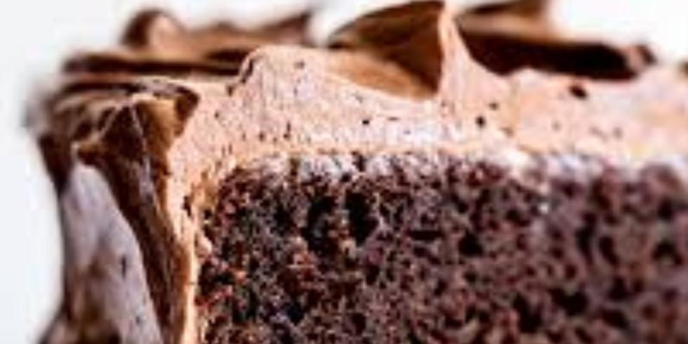 Vegan Baking: How to bake & decorate a layered cake £99.00