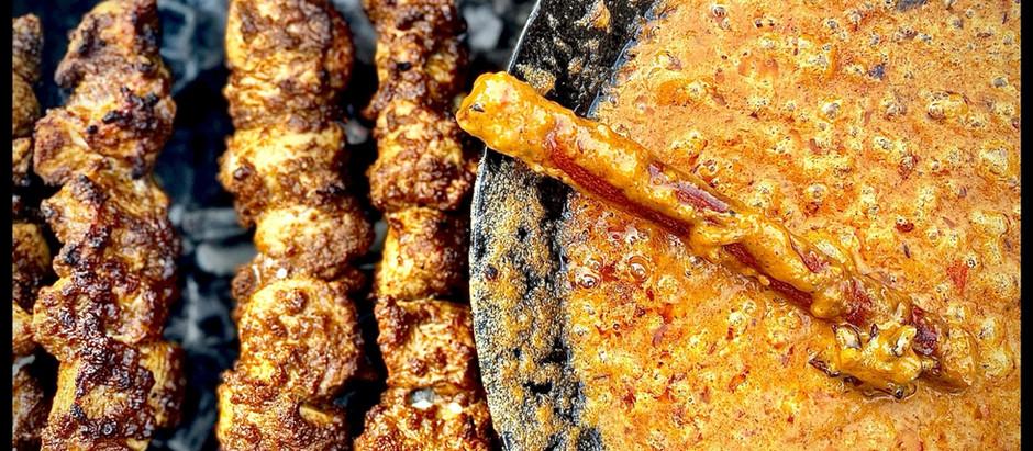 POULET AU BEURRE                COLLABORATION PROJET BBQ X SIMON DE L'EST