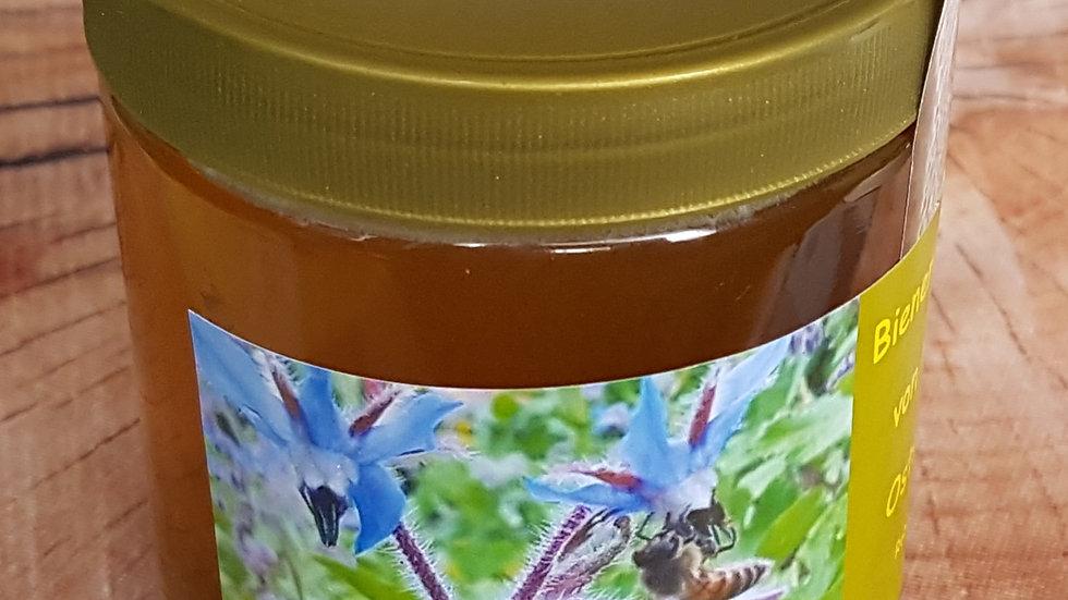 250g Honig von der Ostsee mit Zimt (Brotaufstrich)