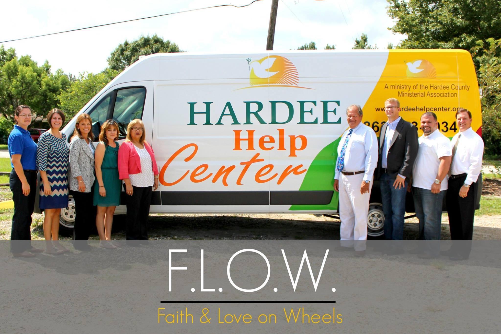 Meet F.L.O.W our van!