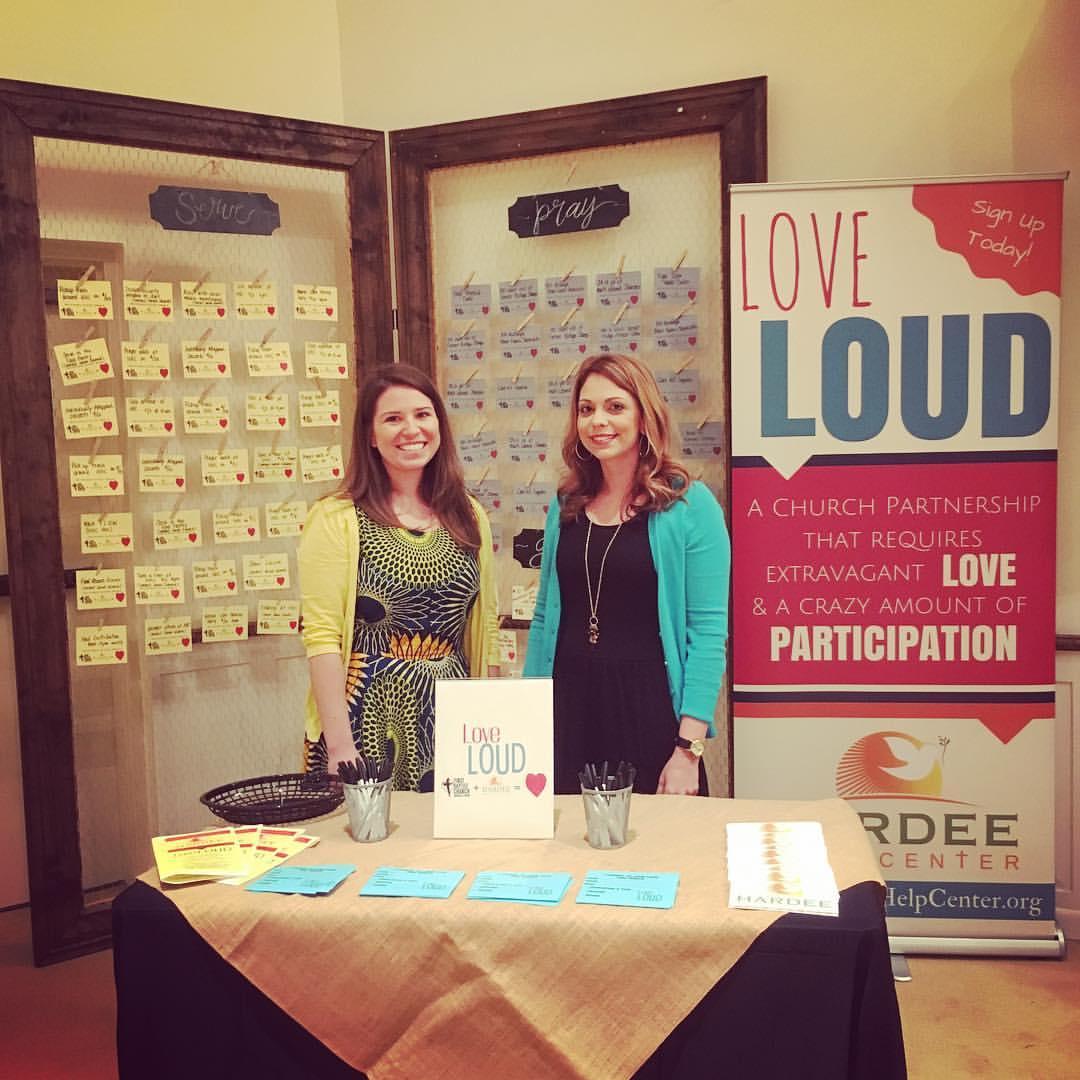 Love LOUD Campaign