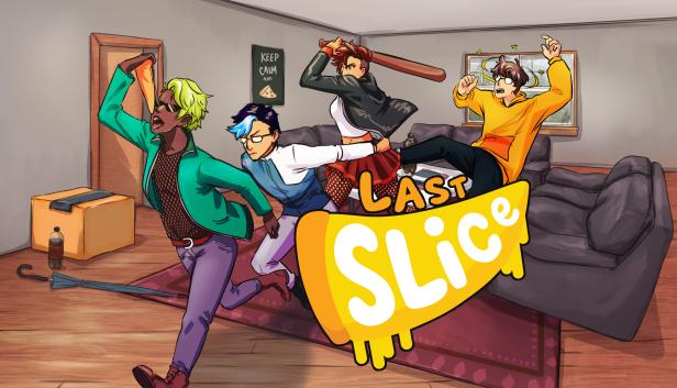 Last Slice Steam Art