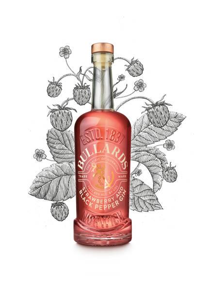 Botanical Illustration for Bullards Spir