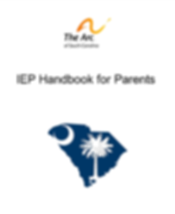 IEP Handbook for Parents