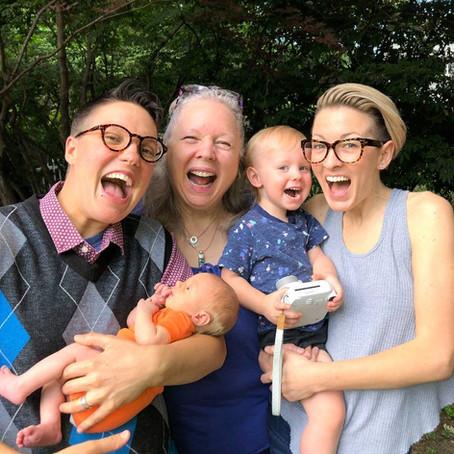 LGBTQ Fertility & Pregnancy