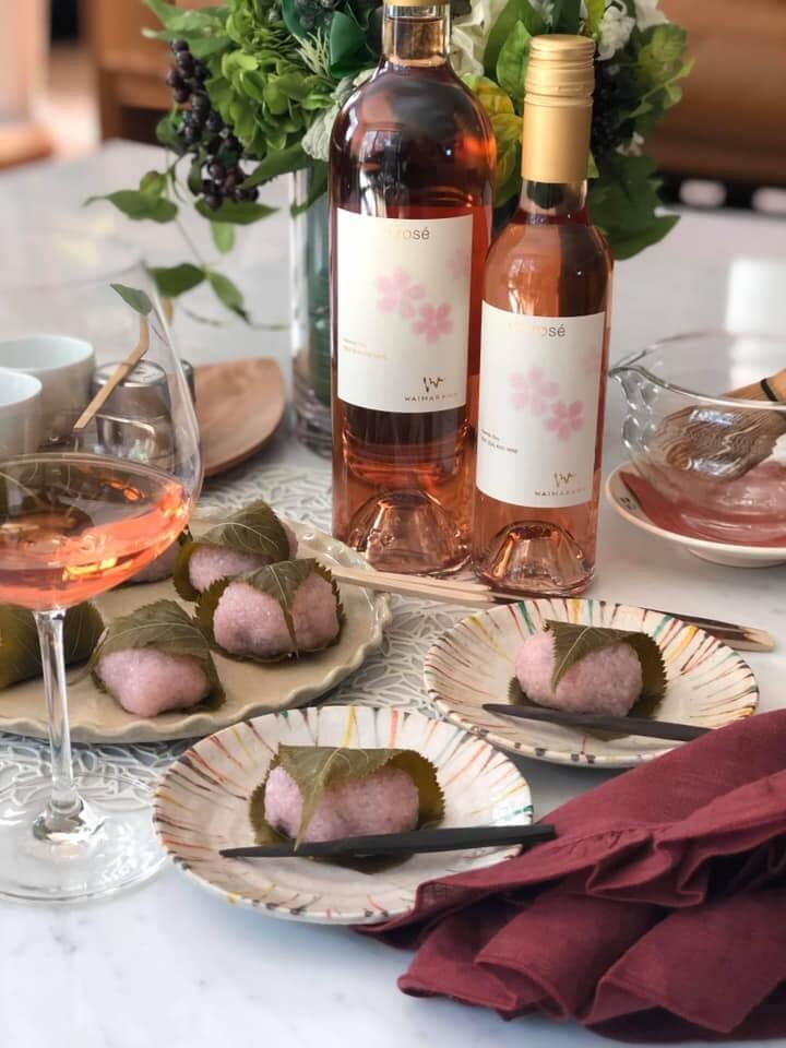今年も期間限定の桜エチケット vin rosé SAKURA 2019の販売を開始しました