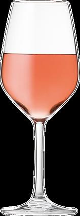 グラスに注がれた華やかなワイン