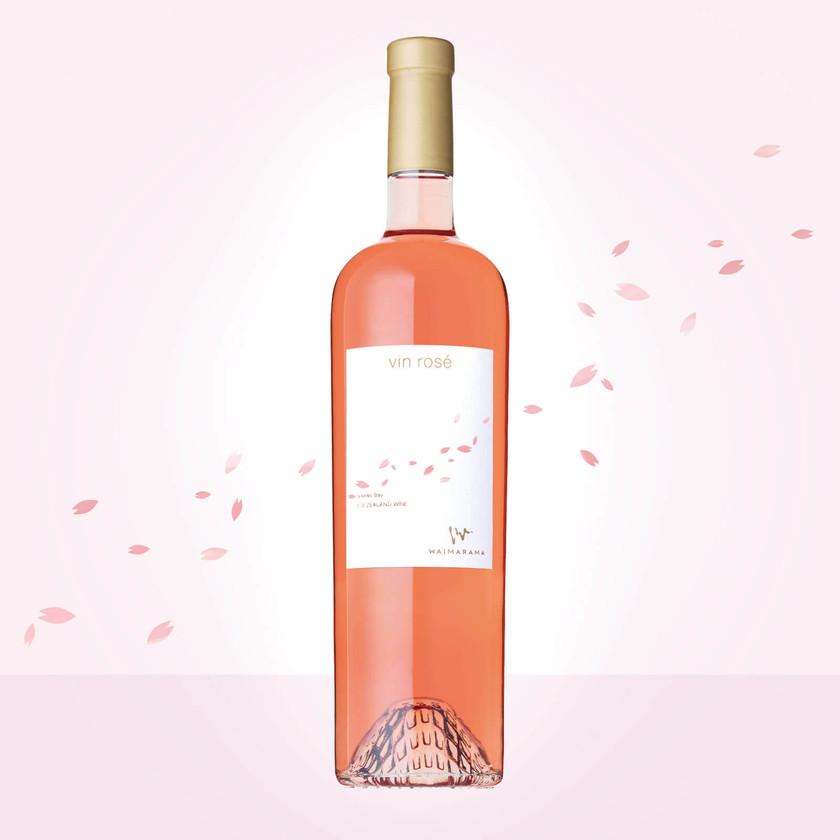 vin rose 2017 sakura