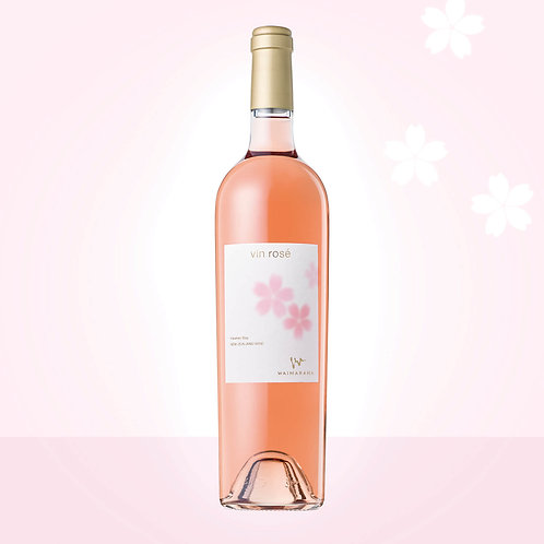 WAIMARAMA vin rose SAKURA 2019 750ml
