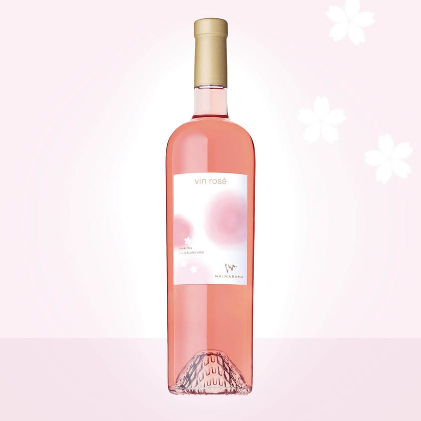 vin rose 2018 sakura