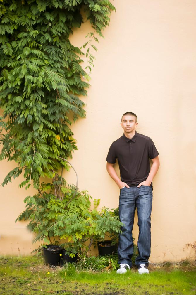 Ben Class of 2016 {Newberg, OR High School Senior Photographer}