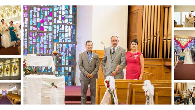 Jose & Adalinda Wedding{St. James Catholic Church: McMinnville, Oregon}
