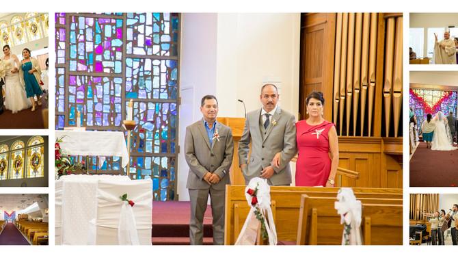 Jose & Adalinda Wedding{St. James Catholic Church: McMinnville, Oregon}